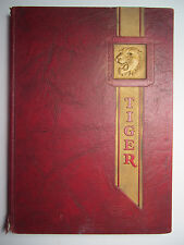 Old Vintage 1937 Beaver Falls Pa High School Yearbook - TIGER - Look at Preview