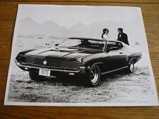FORD FAIRLINE 1970 UK ISSUE  PRESS PHOTO