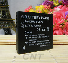 Replacement Battery DMW-BCK7E DMWBCK7E for Panasonic Lumix Cameras