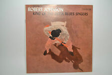 King Of The Delta Blues Singers,Robert Johnson(NM- Vinyl & Cover, CL 1654, 1963)
