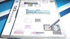 NINTENDO DS GAME TOUCH MASTER (TESTED & WORKING)