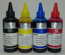 400ml Refill Bulk Ink for HP Compatible Refillable Cartridge USA Quality