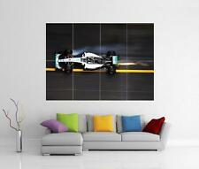 Nico Rosberg F1 FORMULA ONE Giant WALL ART PICTURE FOTO POSTER