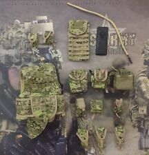 1/6 soldier story us army in Afghanistan SS065 multicam version - vest set