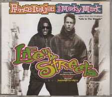 Prince Ital Joe Feat. Marky Mark - Life In The Streets - CDM -1994 - Wahlberg