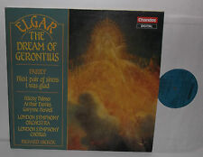 DBRD 2014 Elgar The Dream Of Geronitus Parry I Was Glad LSO Richard Hickox 2LP