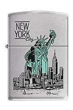 Zippo 9127 ny city statue of liberty Lighter