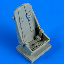 Quickboost 1:32 Messerschmitt Me 163B seat for Meng Model