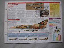 Aircraft of the World - Israel Aircraft Industries KFIR, Smashing the SAMs