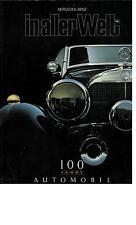 Mecedes-Benz in aller Welt  Buch - 100 Jahre Automobil