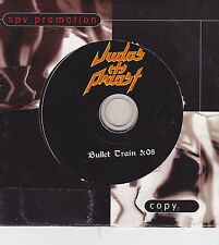 Judas Priest-Bullet Train Promo cd single