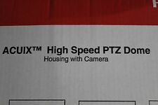 Honeywell Video HDXANPASW ACUIX High Speed PTZ Dome Housing with Camera - OPEN