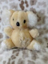 """Dayton Hudson Rare 5"""" Pot Belly Koala Vintage Plush Stuffed Animal Target Stores"""