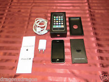 Apple iPhone 3gs 16gb negro en OVP, defekt?, no es posible instalación