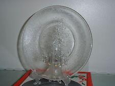 Duralex Les Verreries De Saint Gobain Christmas Tree Glass Serving Platters