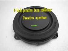 "1pcs 4"" inch Black bass radiator Passive Speaker For Harman/Kardon"