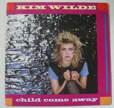 "KIM WILDE ""Child come away""  SP 7"" 45T.   FRANCE 1982"