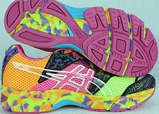 ASICS GEL NOOSA TRI 8 GS HOT PINK SZ 4.0 Y SAME AS WOMAN 5.5 NEW RARE AUTHENTIC