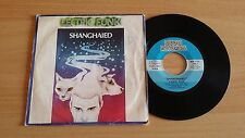 "LECTRIC FUNK - SHANGHAIED - 45 GIRI 7"" - ITALY PRESS"