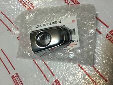 *NEW LEXUS RX350 RX400H DRIVER FRONT DOOR CHROME HANDLE CAP COVER OEM