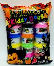 15 Cans Of Halloween Kiddy Dough 1 Oz Each Party Favor Trick Or Treat New