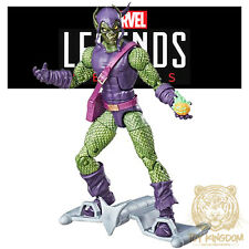 "GREEN GOBLIN Marvel Legends 6"" Spider-Man Series (2017) Loose Figure BAF Sandman"
