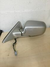 HONDA ACCORD COUPE SILVER PASSENGER NEAR SIDE WING MIRROR LEFT DOOR MIRROR # H1