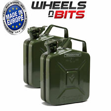 2 x METALLO POWER RIVESTITI INSIDE UN OUT VERDE TANICA 5L LITRI