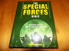 THE SPECIAL FORCES BIBLE Weapons Tactics Skills Training Equipment Guns Book NEW