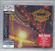 NIGHT RANGER Deluxe JAPAN 2 disc set jewelcase SHM CD + DVD MIZP-30009 NEW