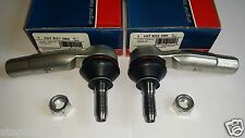 2 X (PAIR) VW LUPO/POLO LEFT/RIGHT POWER STEERING TIE/TRACK ROD END/BALL JOINT