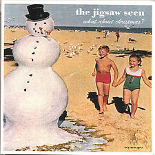 What About Christmas? - Jigsaw Seen (2006, CD NIEUW)