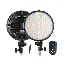 FST 800PCS LED Video Studio Light Kit Dual Color Temperature + Remote Control