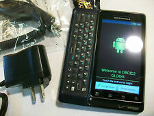 Motorola DROID 2 Global A956 Android WIFI QWERTY Touch Slider VERIZON Smartphone