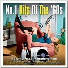 NO.1 HITS OF THE 60'S 3 CD - Holliday Michael, Presley Elvis, Dion  NEU