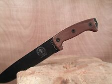 Esee knives Junglas handle scales, Walnut