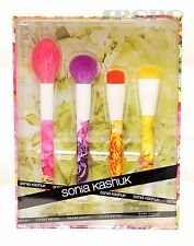 Sonia Kashuk Brush Couture 4pcs Set Blush Highlight Contour Buffing Concealer