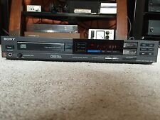 SONY CDP-70 Vintage Audiophile Stereo CD Player (Made in JAPAN)