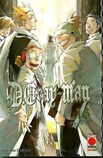 MANGA - D Gray Man N° 16 - Seconda Ristampa - Planet Manga - NUOVO
