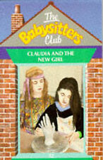 Claudia and the New Girl (Babysitters Club), Ann M. Martin