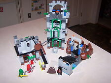 Lego 8780 Citadel of Orlan Knights Kingdom Castle 100% Complete