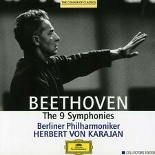 Berlin Philharmonic - Coll Ed: Beethoven - the 9 Symphonies [New CD]