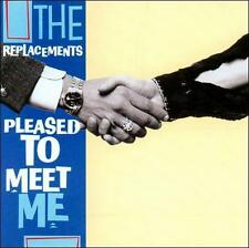 Pleased to Meet Me [Expanded Edition] by The Replacements (CD, 2008, Warner...