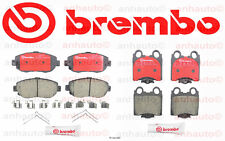 Set of Brembo Front & Rear Pads (Front & Rear) Lexus
