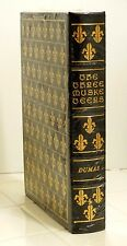 New Sealed The Three Musketeers Alexandre Dumas The Easton Press Leather Gilded