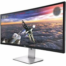 Dell U3415W UltraSharp 34 Curved Ultrawide IPS Monitor QHD 3440 x 1440 HDMI DP
