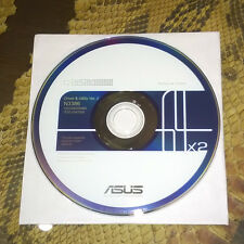"Cd/DVD""DRIVER & UTILITY PER ASUS VER.2.1  SUPPORTS WINDOWS VISTA 32-64 BIT"""