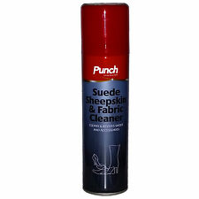 Punch Boot Shoe Spray Cleaner Revive Fabric Leather Suede UGG Value  #150171