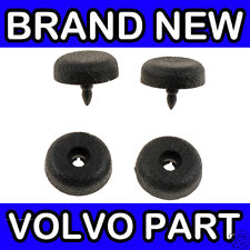 VOLVO SEAT BELT STOP / STOPPER CLIPS (PAIR)