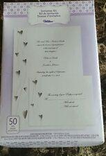 BRIDAL INVITATION KIT  (50) BRAND NEW IN BOX